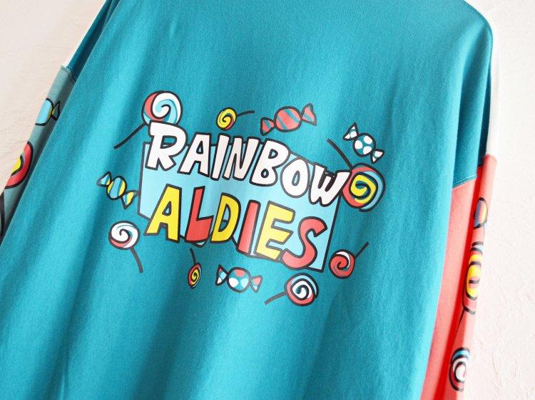 Rainbow Big Long Cut 【Multi】 / ALDIES