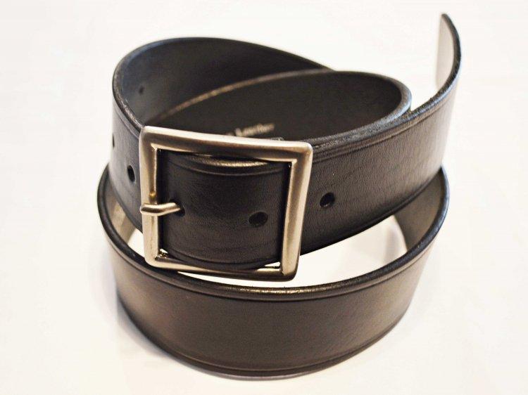 ヤンキーベルト 【Etrusco Leather BLACK】 / saranam
