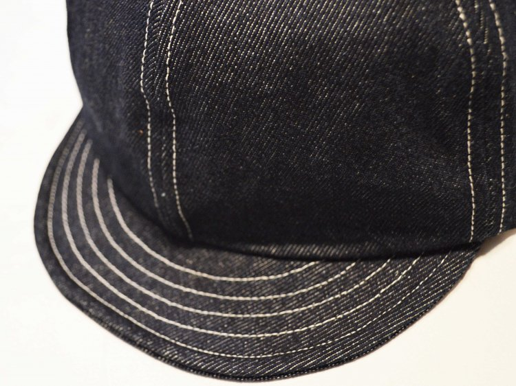 SPLASH CAP 【DENIM】 / Nasngwam.