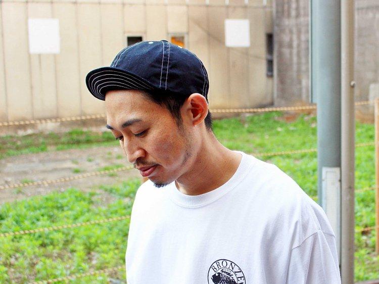 SPLASH CAP 【BLACK】 / Nasngwam.