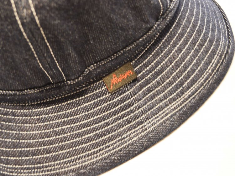 FIELD HAT 【DENIM】 / Nasngwam.