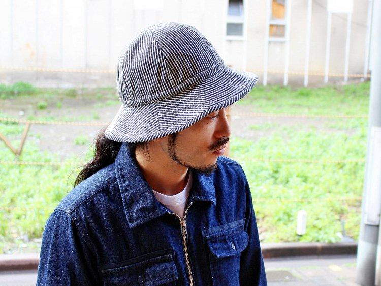FIELD HAT 【HICKORY】 / Nasngwam.