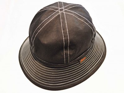 FIELD HAT 【BLACK】 / Nasngwam.<img class='new_mark_img2' src='https://img.shop-pro.jp/img/new/icons1.gif' style='border:none;display:inline;margin:0px;padding:0px;width:auto;' />
