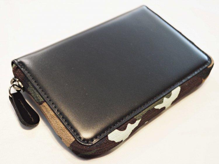 soft glass Round Wallet 【Back】 / soglia