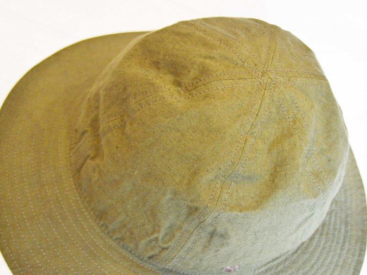 C/L 高密度WEATHER CLOTH METRO HAT 【KHAKI】 / morno