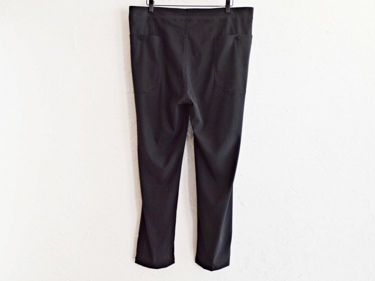 CUPRO FRENCH RELAX PT 【BLACK】 / LAMOND