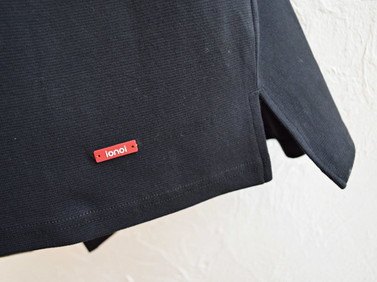 HABIT TEE 【BLACK】 / ionoi<img class='new_mark_img2' src='https://img.shop-pro.jp/img/new/icons1.gif' style='border:none;display:inline;margin:0px;padding:0px;width:auto;' />