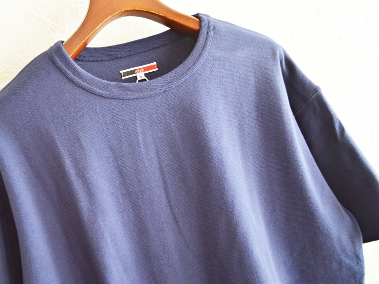 HABIT TEE 【NAVY】 / ionoi<img class='new_mark_img2' src='https://img.shop-pro.jp/img/new/icons1.gif' style='border:none;display:inline;margin:0px;padding:0px;width:auto;' />