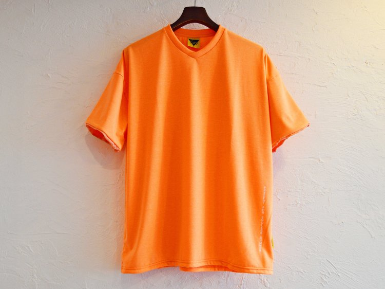 Neon W Sleeve 【ORANGE】 / melple メイプル