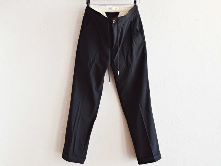 Tomcat CLUB PANTS 【BLACK】 / melple
