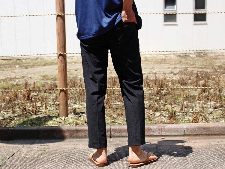 Tomcat CLUB PANTS 【BLACK】 / melple