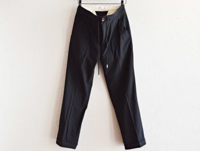 Tomcat CLUB PANTS 【BLACK】 / melple<img class='new_mark_img2' src='https://img.shop-pro.jp/img/new/icons1.gif' style='border:none;display:inline;margin:0px;padding:0px;width:auto;' />