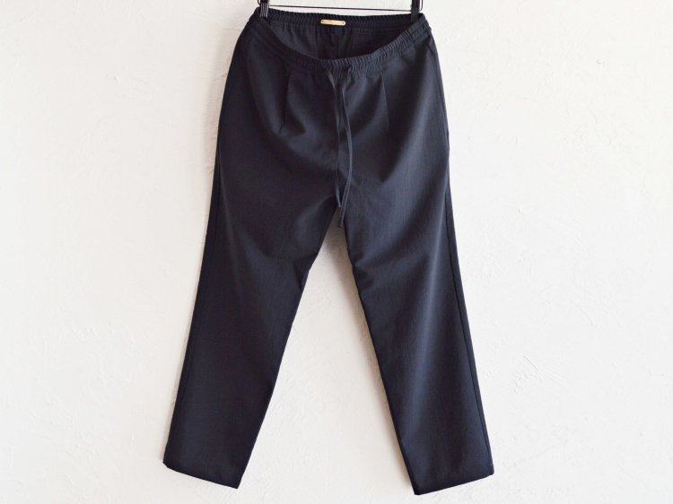 SHARI PANTS 【NAVY】 / LAMOND