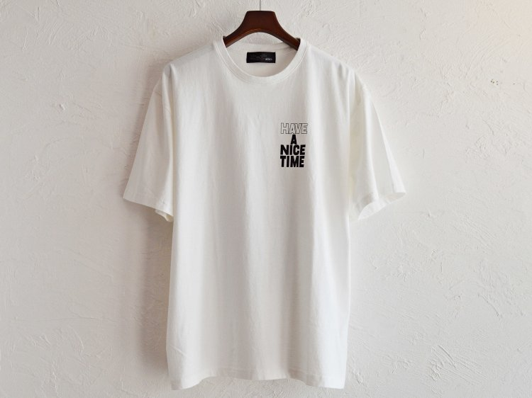 Nice Time Big T 【White】 / ALDIES