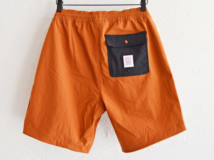 GLOBAL SHORTS 【CLAY】 / TOP DESIGNS