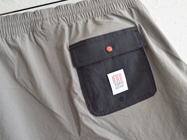 GLOBAL SHORTS 【SLATE】 / TOP DESIGNS