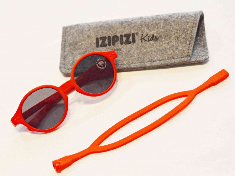 SUN KIDS 12-36M 【RED】 / IZIPIZI