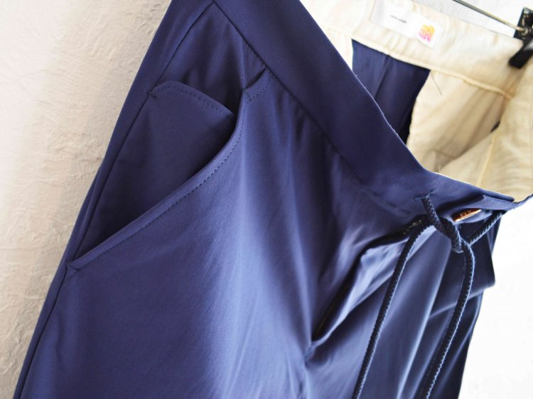 Tomcat CLUB PANTS 【NAVY】 / melple