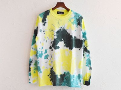 EARTH L/S TEE 【MORNING FOREST】 / Nasngwam.<img class='new_mark_img2' src='https://img.shop-pro.jp/img/new/icons1.gif' style='border:none;display:inline;margin:0px;padding:0px;width:auto;' />
