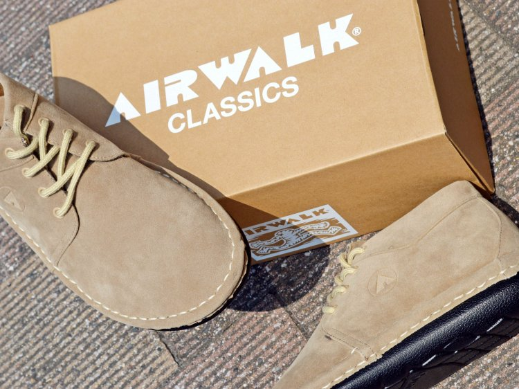 OUTLAND 【SAND】 / AIRWALK