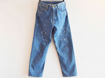SCATTER PANTS 【BLUE】 / Nasngwam.