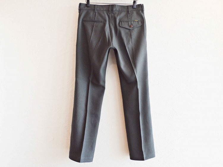 JACSON PANTS 【CHARCOAL】 / Nasngwam.<img class='new_mark_img2' src='https://img.shop-pro.jp/img/new/icons1.gif' style='border:none;display:inline;margin:0px;padding:0px;width:auto;' />