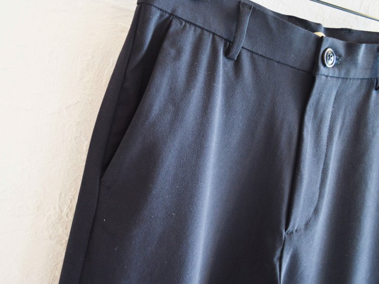 ACTION SLACKS 【DARK NAVY】 / LAMOND<img class='new_mark_img2' src='https://img.shop-pro.jp/img/new/icons1.gif' style='border:none;display:inline;margin:0px;padding:0px;width:auto;' />