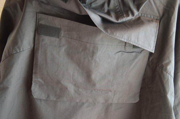 BASISBROEK バーシスブルック / GRAND グランド フードジャケット (BLACK BROWN/ブラック ブラウン)