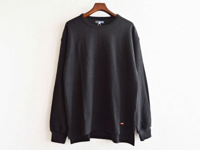 HABIT L/S TEE 【BLACK】 / ionoi<img class='new_mark_img2' src='https://img.shop-pro.jp/img/new/icons1.gif' style='border:none;display:inline;margin:0px;padding:0px;width:auto;' />