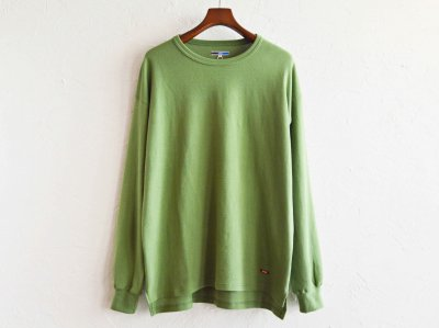 HABIT L/S TEE 【OLIVE】 / ionoi<img class='new_mark_img2' src='https://img.shop-pro.jp/img/new/icons1.gif' style='border:none;display:inline;margin:0px;padding:0px;width:auto;' />