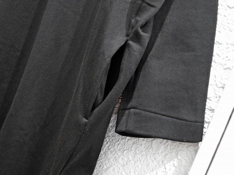 LAMOND ラモンド / RUSSELL COCOON DRESS  コクーンドレス(ブラック / BLACK) レディース