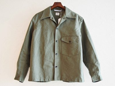 necessary or unnecessary ネセサリーオアアンネセサリー / ONE POCKET COTTON (OLIVE / オリーブ)N.O.UN ナウン<img class='new_mark_img2' src='https://img.shop-pro.jp/img/new/icons1.gif' style='border:none;display:inline;margin:0px;padding:0px;width:auto;' />