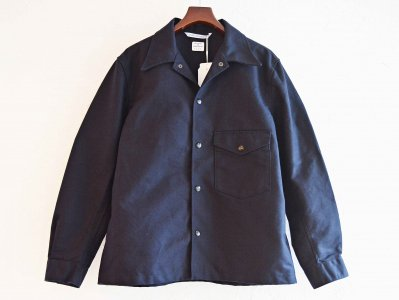 necessary or unnecessary ネセサリーオアアンネセサリー / ONE POCKET COTTON (NAVY / ネイビー)N.O.UN ナウン<img class='new_mark_img2' src='https://img.shop-pro.jp/img/new/icons1.gif' style='border:none;display:inline;margin:0px;padding:0px;width:auto;' />
