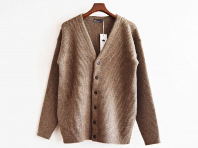 Nasngwam. ナスングワム / YARD CARDIGAN EX ヤードカーディガン (MOCH / モカ)<img class='new_mark_img2' src='https://img.shop-pro.jp/img/new/icons1.gif' style='border:none;display:inline;margin:0px;padding:0px;width:auto;' />