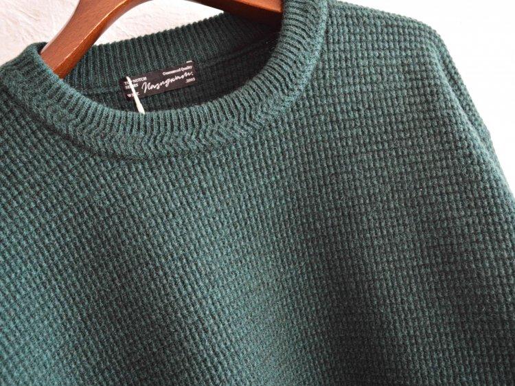 Nasngwam. ナスングワム / YARD SWEATER EX ヤードセーター (GREEN / グリーン)