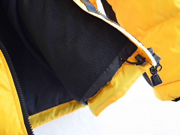 LAST CHANCE ラストチャンス / EXTREME HOOD JACKET エクストリームフードジャケット (BLACK×YELLOW ブラック×イエロー)