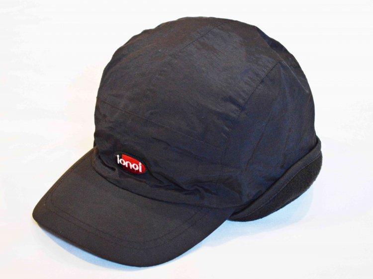 ionoi イオノイ / PERIT CAP ペリットキャップ  (BLACK ブラック)