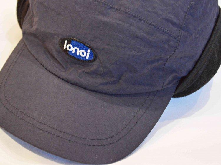 ionoi イオノイ / PERIT CAP ペリットキャップ  (NAVY ネイビー)