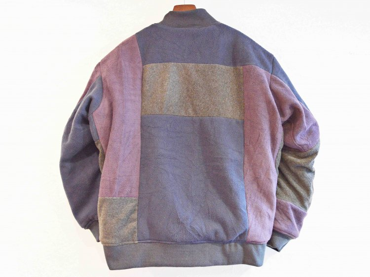 Nasngwam. ナスングワム / VARIOUS BLOUSON バリオスブルゾン (NAVY ネイビー)<img class='new_mark_img2' src='https://img.shop-pro.jp/img/new/icons1.gif' style='border:none;display:inline;margin:0px;padding:0px;width:auto;' />