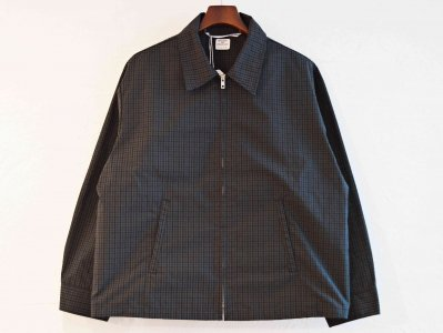 necessary or unnecessary ネセサリーオアアンネセサリー / UNIFORM TOP CHECK ユニフォームトップチェック (F/GREEN グリーン) <img class='new_mark_img2' src='https://img.shop-pro.jp/img/new/icons1.gif' style='border:none;display:inline;margin:0px;padding:0px;width:auto;' />