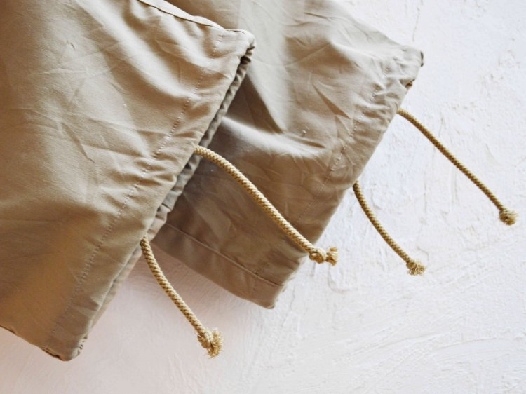 Nasngwam. ナスングワム / BARBALIAN PANTS バーバリアンパンツ (BEIGE ベージュ)