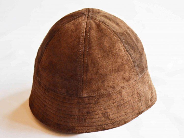 Winner Caps ウィナーキャップ / SAILOR HAT セーラーハット  (SUEDE BROWN スエードブラウン)
