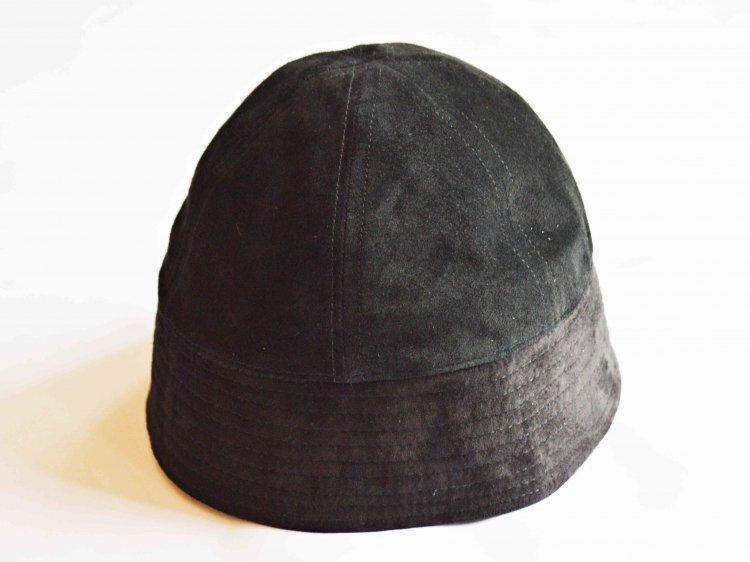 Winner Caps ウィナーキャップ / SAILOR HAT セーラーハット  (SUEDE BLACK スエードブラック)