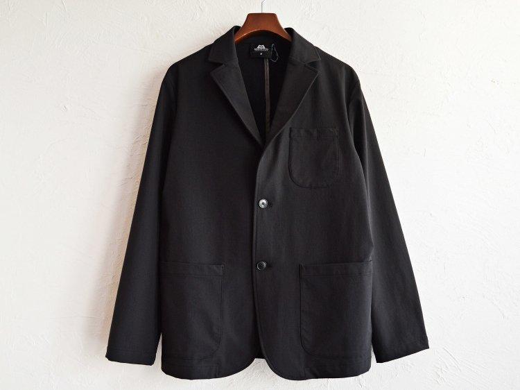 MOUNTAIN EQUIPMENT マウンテンイクィップメント / Tech Tailored Jacket テックテーラードジャケット (BLACK ブラック)