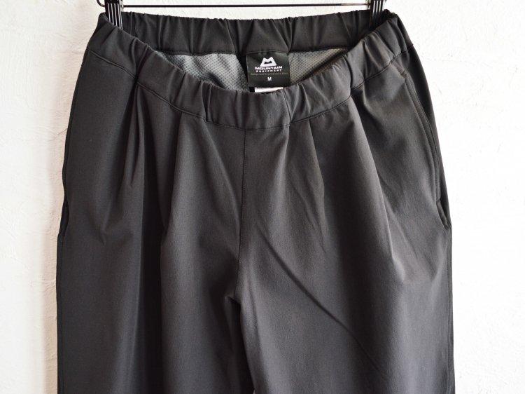 MOUNTAIN EQUIPMENT マウンテンイクィップメント / Tech Pants テックパンツ (BLACK ブラック)