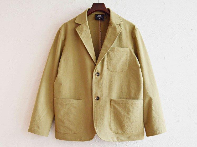 MOUNTAIN EQUIPMENT マウンテンイクィップメント / Tech Tailored Jacket テックテーラードジャケット (BEIGE ベージュ)
