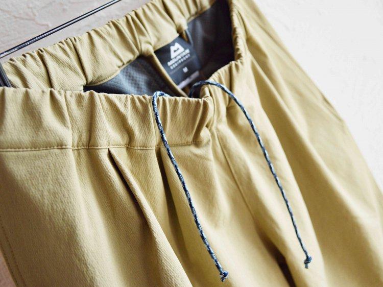 MOUNTAIN EQUIPMENT マウンテンイクィップメント / Tech Pants テックパンツ (BEIGE ベージュ)