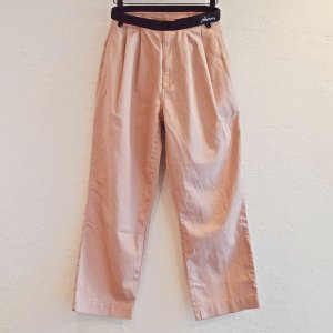 Nasngwam. ナスングワム / GANZER PANTS ガンザーパンツ (PINK ピンク)<img class='new_mark_img2' src='https://img.shop-pro.jp/img/new/icons1.gif' style='border:none;display:inline;margin:0px;padding:0px;width:auto;' />