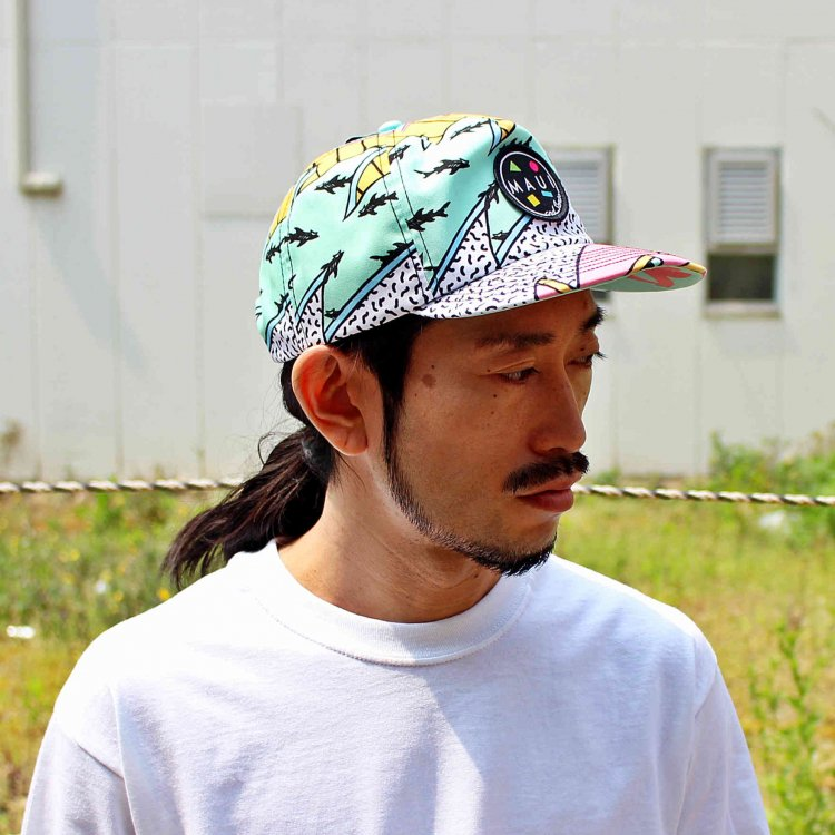 MAUI and Sons マウイ&サンズ / Aggro Cap キャップ