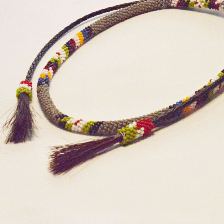 Indian jewelry インディアンジュエリー / Navajo Beads necklace ナヴァホビーズネックレス